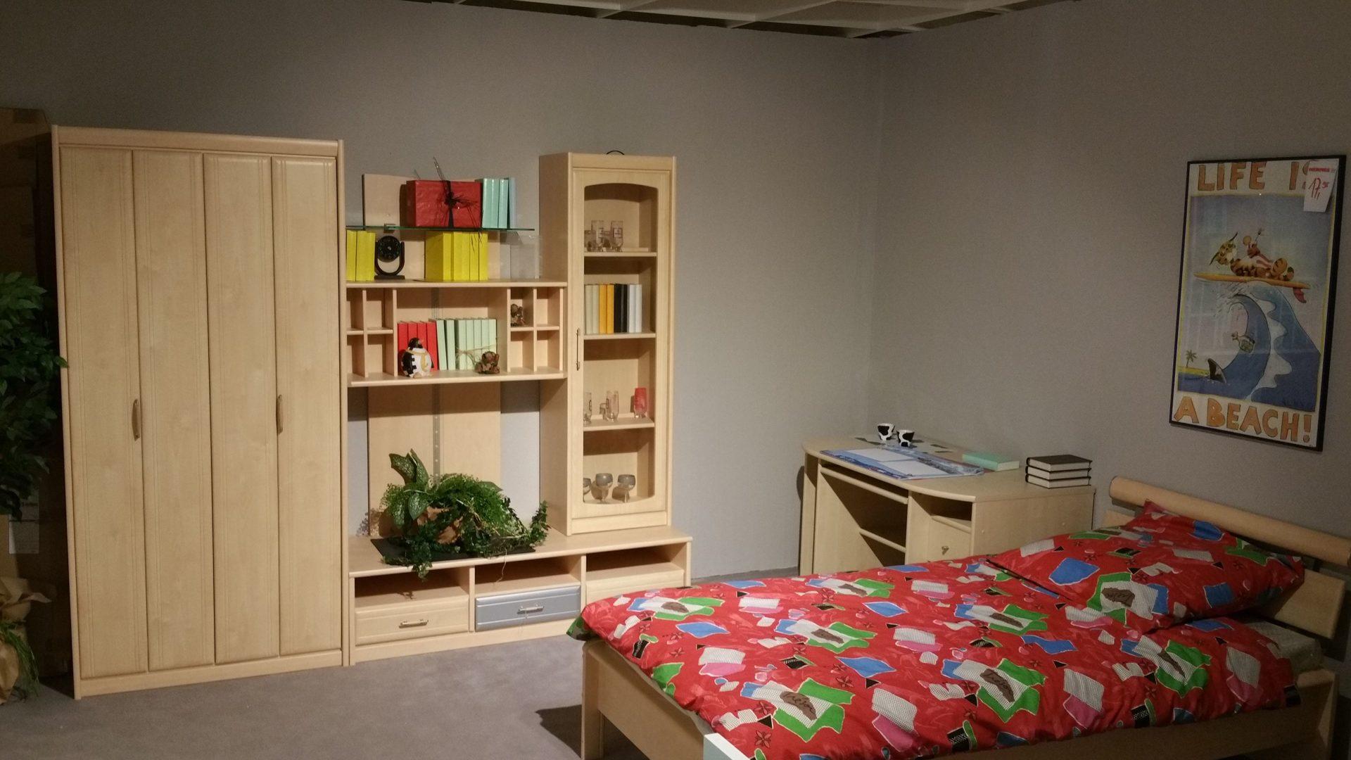 Möbel Hermes , Ausstellungsstücke, Jugendzimmer, Jugendzimmer ...